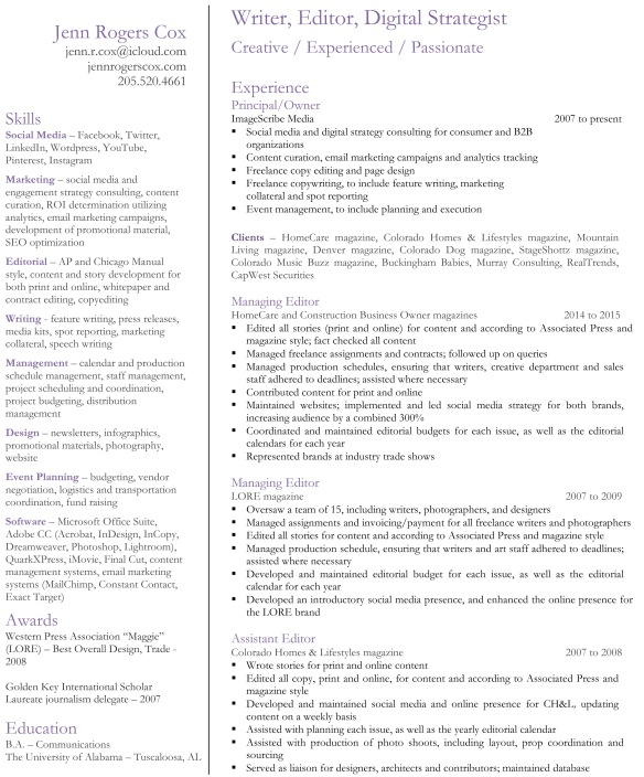 Microsoft Word - Marketing Resume 2015.doc